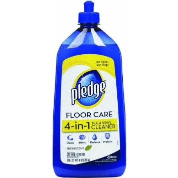 Pledge Floor Cleaner Only 155 at Target