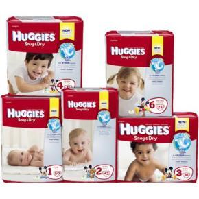huggies jumbo packs