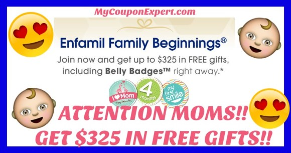 Free Mom Gifts Enfamil