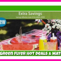Publix GREEN FLYER Hot Deals & Matchups June 23rd – 6th