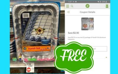 FREE Handi-Foil Cake Pans at Publix
