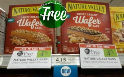 2 Free Nature Valley Wafer Bars at Publix for True BOGO