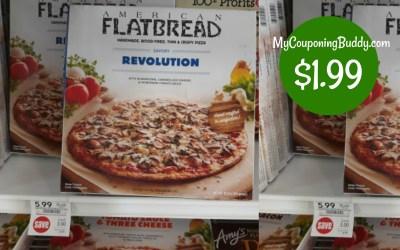 American Flat Bread Pizza $1.99 at Publix