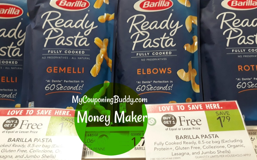 BARILLA READY PASTA MONEY MAKER PUBLIX Sneak Peek Publix Weekly Sale2/19-2/25 or 2/20-2/26