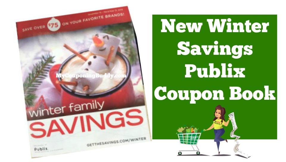 Publix Winter Savings Coupon Book 11/16 – 12/31