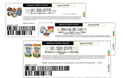 3 HOT New Printable Coupons