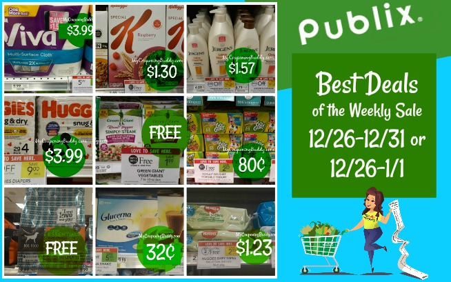 Publix Ad Preview 12/26/19 – 12/31/19 or 12/26/19 – 1/1/20