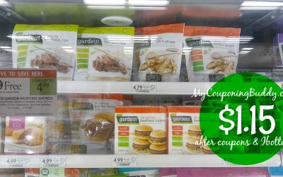Gardein Meat-Free Entrees $1.15 at Publix
