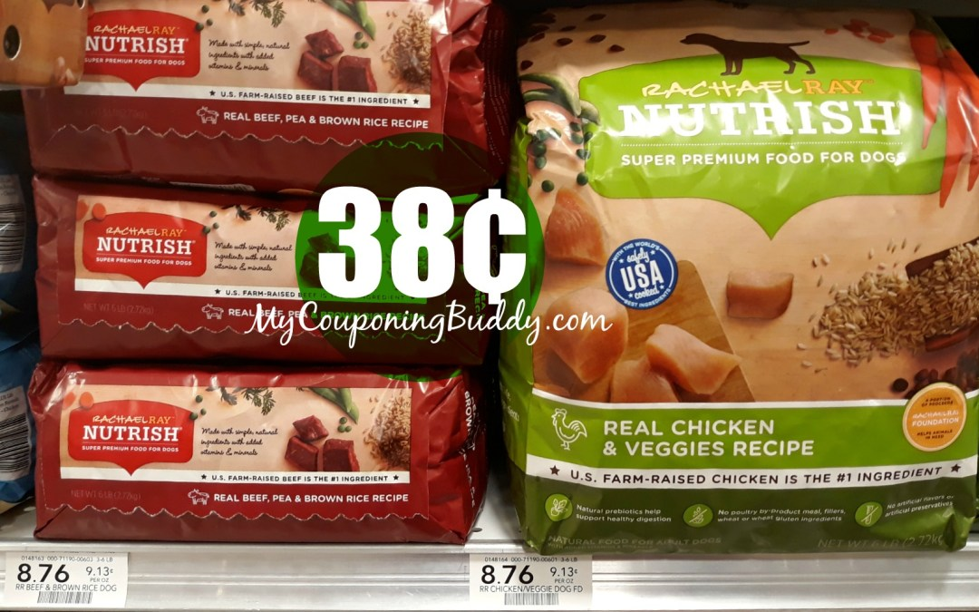Rachael Ray Nutrish Dog Food Publix
