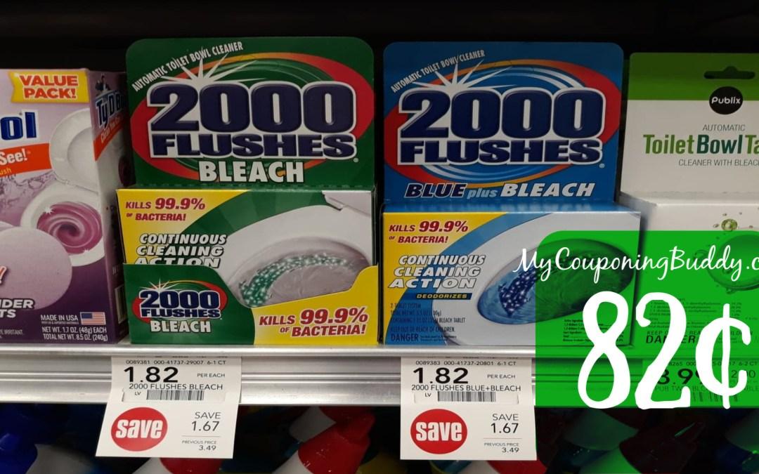 Publix 2000 Flushes
