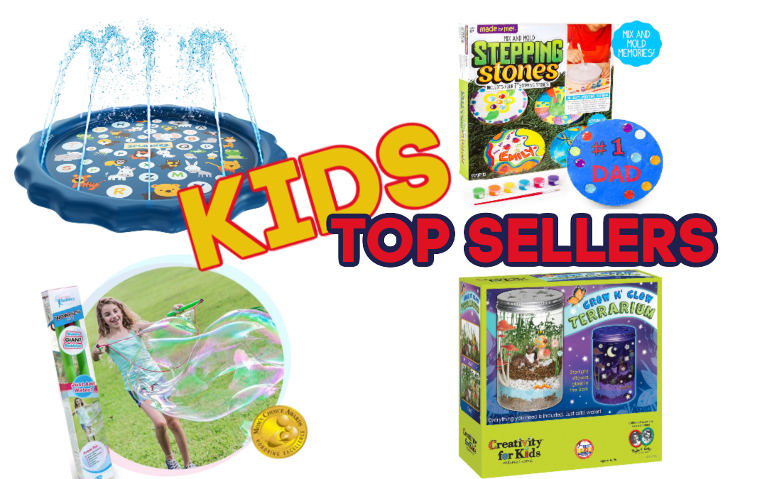 Top Toy Picks for Kids this week on Amazon