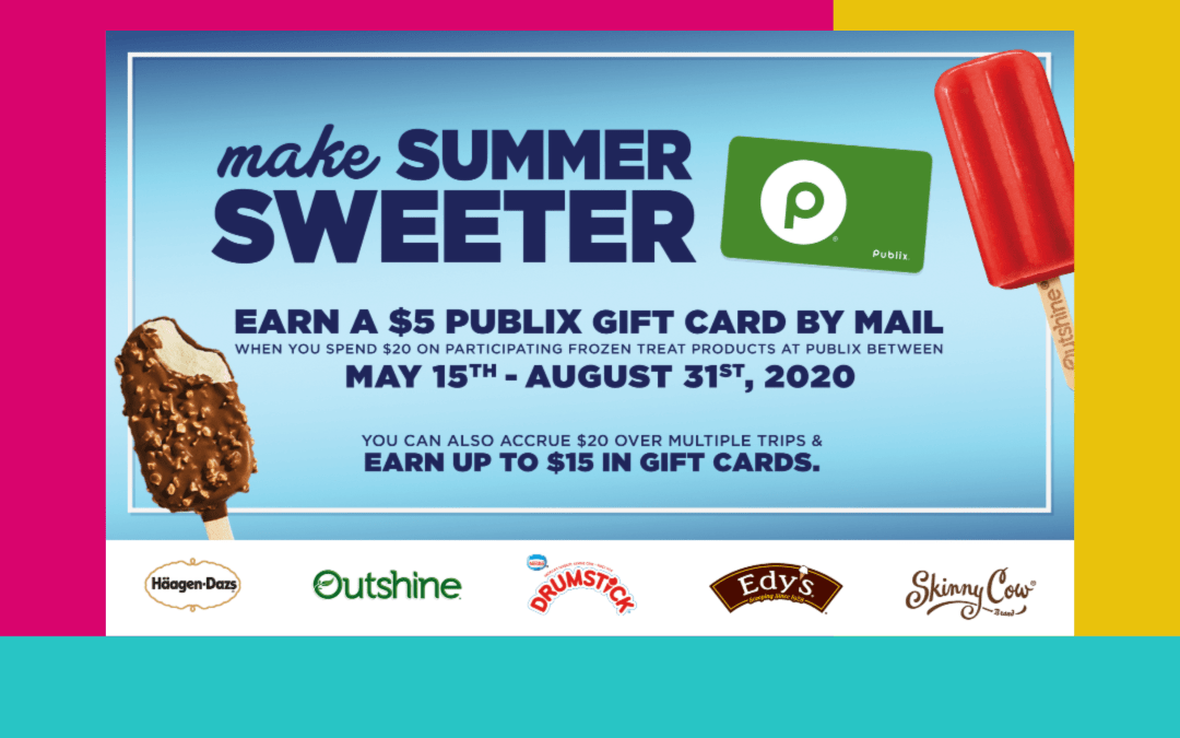 Have Happy on Hand $5 Publix Gift Card Rebate Offer