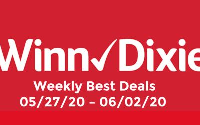 Winn Dixie Weekly Ad Best Deals 05/27/20 – 06/02/20