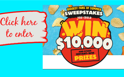 HERR'S The Biggest Fans of Summer Sweeps & Instant Win Game