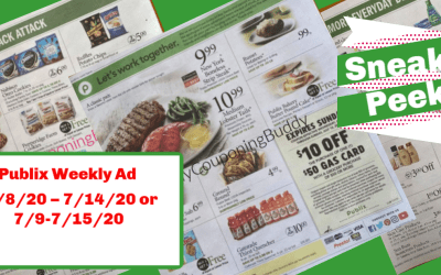 Publix Weekly Ad Sneak Peek 7/8/20 – 7/14/20 (or 7/9-7/15/20 for some)