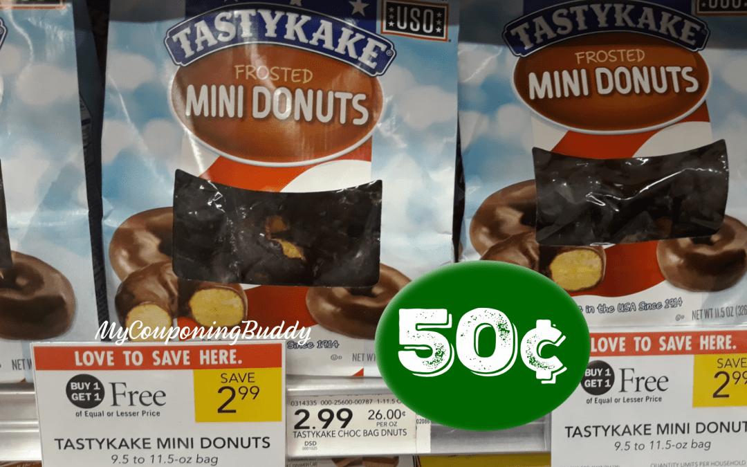 tastykake donuts BOGO Publix Couponing