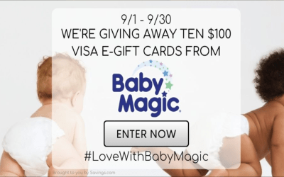 Chance to win $100 Visa Gift Card!
