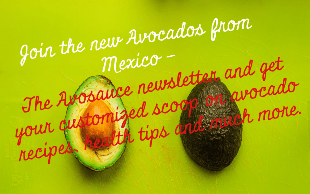 Join the new Avocados from Mexico -
