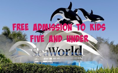 Florida Resident ~ Register for FREE Admission to Children 5 and Under
