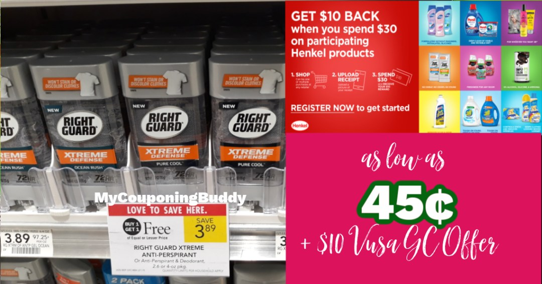 Publix Weekly Sale 2/17/21 - 2/23/21 OR 2/18/21 - 2/24/21 right guard