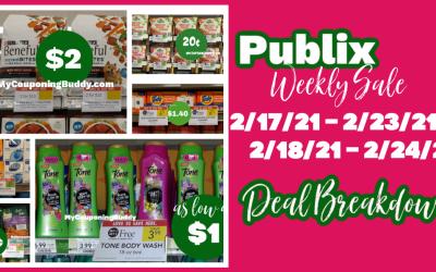 Best Deals ~ Publix Weekly Sale 2/17/21 – 2/23/21 OR 2/18/21 – 2/24/21