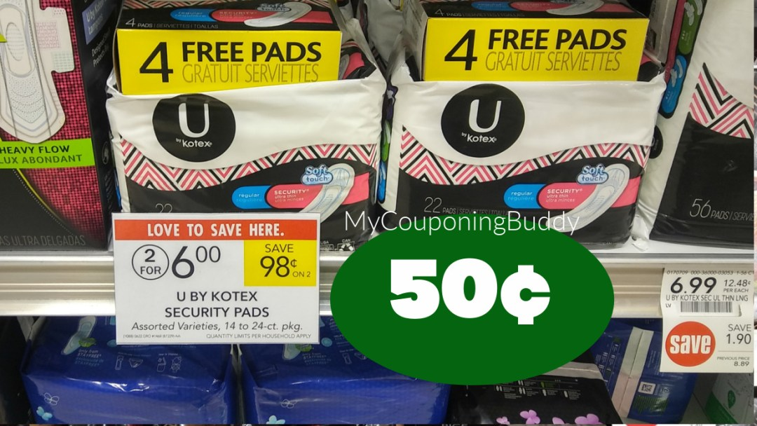 Publix Weekly Sale 2/10/21 - 2/16/21 OR 2/11/21 - 2/17/21 Kotex