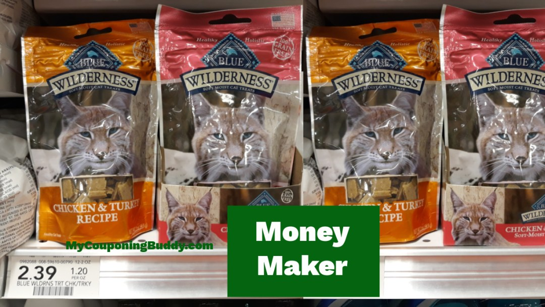 Blue Cat Treats Extra Savings Flyer Publix Coupon 2/13/21-2/26/21