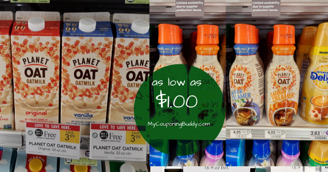Early Ad Preview Publix Weekly Sale 4/7/21 - 4/13/21 or 4/8/21 - 4/14/21 Planet Oat Milk or Creamer