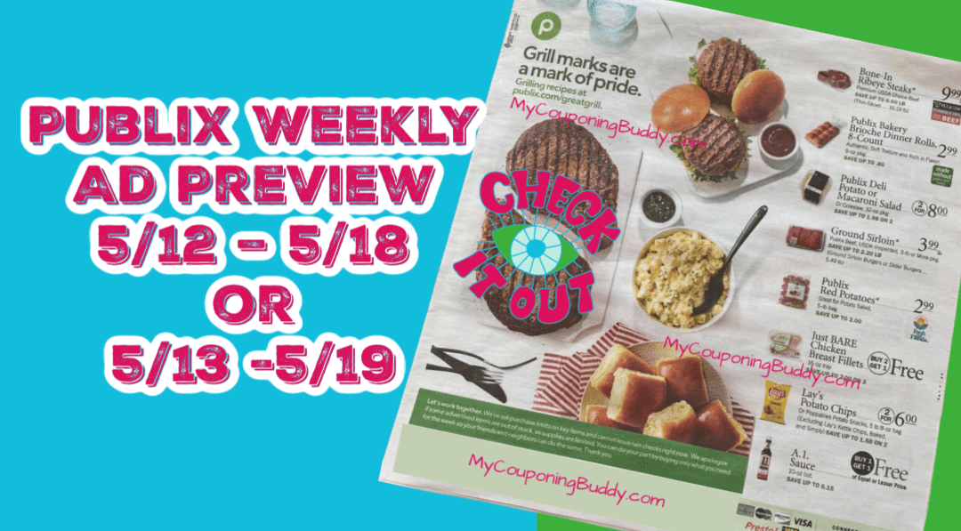 Publix Weekly Ad Preview (5/12/21 – 5/18/21)