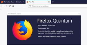 Firefox 61.0 Beta
