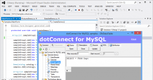 dotConnect for MySQL