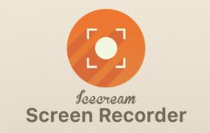 Icecream Screen Recorder 5.70