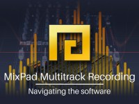 MixPad Multitrack Recording Software 5.10