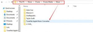 TuneFab Apple Music Converter 5.0.2