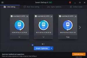 Smart Defrag 6.1.0