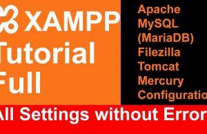 XAMPP 7.3.0