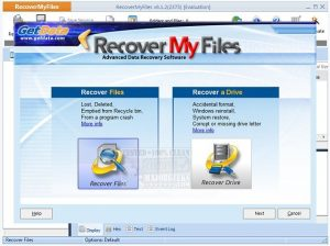 Recover My Files Activation Key V6