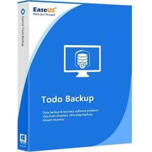 EaseUS Todo Backup 13.5 Crack With Registration Key Free Download