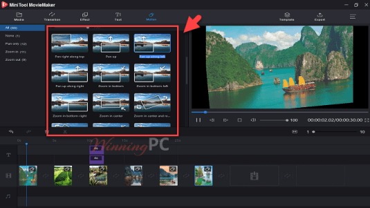 MiniTool MovieMaker 2.5 Crack With License Key Free Download