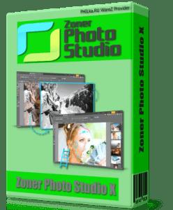 Zoner Photo Studio X 19.2103.2.315 Crack With Serial Key Free Download