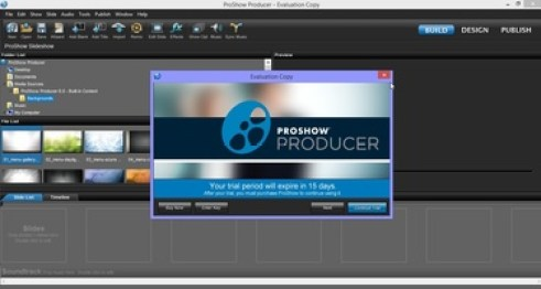 ProShow Producer 9.0.3797 Crack With License Key Free Download