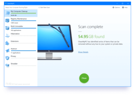CleanMyPC 1.10.8 Crack With License Key Free Download
