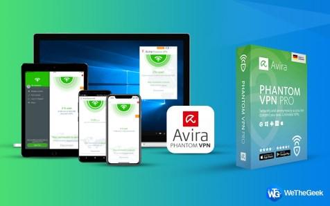 Avira Phantom VPN Pro 2.32.2 Crack With [Latest] Download