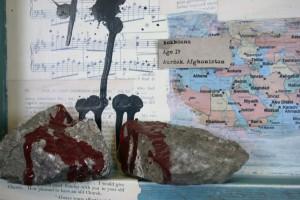 stones, stoning, blood, stoning 2015, afghanistan, feminist, feminism,