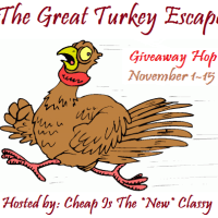 The Great Turkey Escape Giveaway Hop