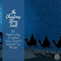The Christmas Tract & Ten Must Do Crafts