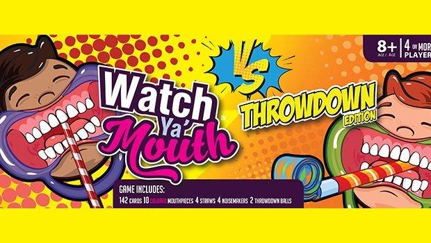 Watch Ya' Mouth Throwdown Edition