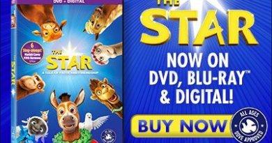 The Star DVD