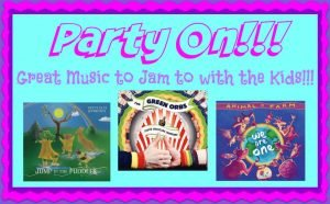 Party On: Great Music to Jam with the Kids!