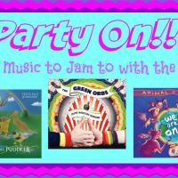 Party On: Great Music to Jam with the Kids! #BTS18